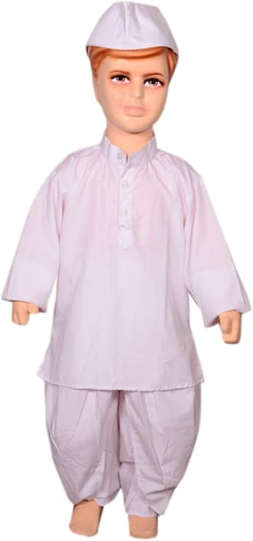 AD Rajguru Fancy Dress | Kids Rajguru Costume & fancy dress | Freedom Fighter Rajguru Dress | Use for school competitions, Events, INDEPENDENCE EVENTS, Annual Functions.