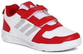 Adidas White Boys Sport shoes