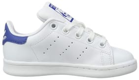 Adidas White Boys Casual shoes