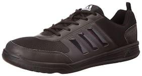 Adidas Black Boys School Shoes