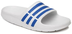 Adidas Kid's Boys Striped Flip-Flops