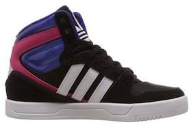 Adidas Black Casual Shoes For Girls