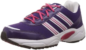 Adidas Purple Boys Sport shoes
