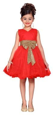Adiva Baby Girl's Party Wear Frock for Kids