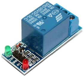 AdraXx 1 Channel Relay Board Module Controlable With 5V Or 3.3V Signal For Raspberry Pi And Arduino AVR PIC