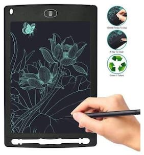 "AFRODIVE  PREMIUM ULTRA-THIN E-DISPLAY 8.5""inch SMART TABLET + LCD MINI WRITING DRAWING PAD  (Black"