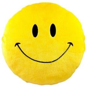 Agnolia Gift Gallery Smiley cushion 35cm-Smile