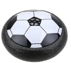 Air Powered Electric Soccer Football Toy With LED Lights For Indoors and Outdoor Football (1Pc)