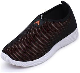 Aircity Orange Girls Sport Shoes
