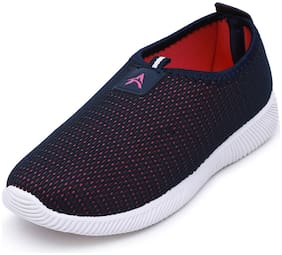 Aircity Pink Girls Sport Shoes