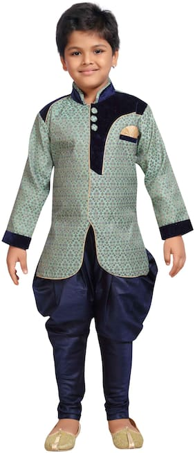 AJ Dezines Kids Festive and Party wear Sherwani Set for Boys