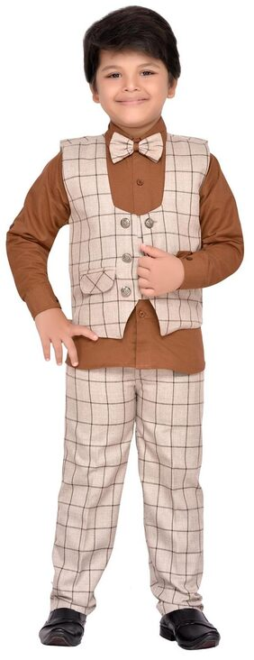 AJ Dezines Kids Party Wear Suit Set for Boys