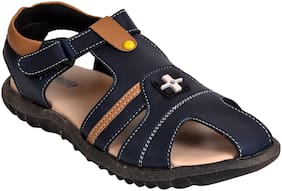 Ajanta Blue Boys Sandals