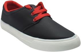 Ajanta Black Boys Casual shoes