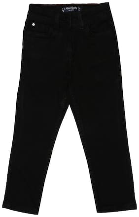 Allen Solly Black Jeans