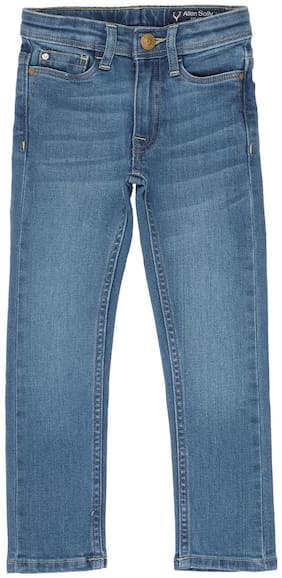 Allen Solly Blue Jeans For Boys