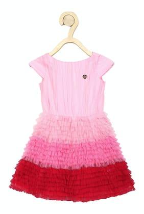 Pink Princess Frock
