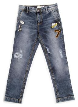 Allen Solly Boy's Regular fit Jeans - Blue