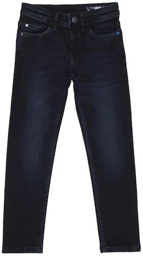 Allen Solly Navy Jeans