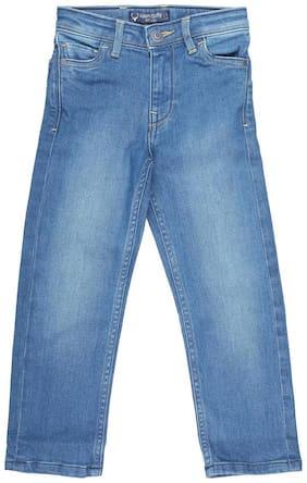 Allen Solly Blue Jeans  (Blue)