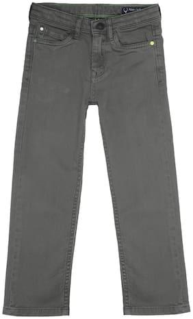 Allen Solly Grey Jeans Grey