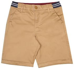 Allen Solly Khaki Shorts