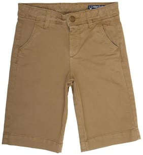 Allen Solly Shorts & 3/4ths For Boy (Brown)