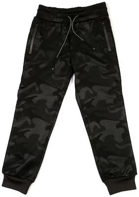 Allen Solly Black Track Pants