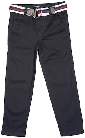 Allen Solly Navy Trousers