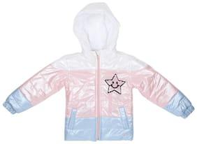 Allen Solly Multi Jacket For Girls