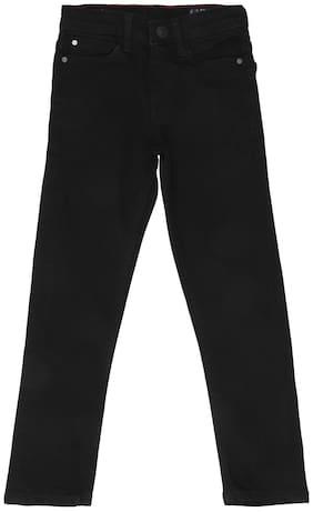 Allen Solly Black Jeans For Boys