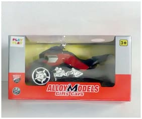 Alloy Models Gifts Cars -Red