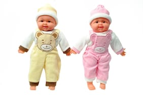 Amazing Laughing Baby (Pack Of 2)