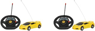 Amazing Steering Car Remote For Kids Pack of 2