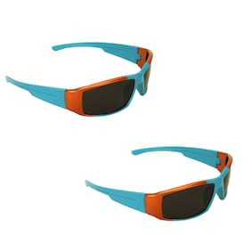 Amour Kid's Wrap Around Boy's and Girl's Sports goggles