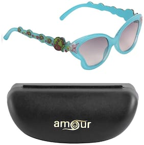Amour Stylish Cool Blue Sunglass