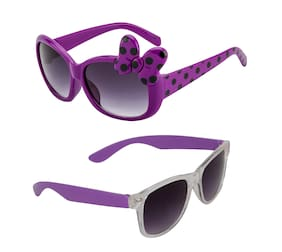 Amour UV Protected Combo Kids Sunglasses