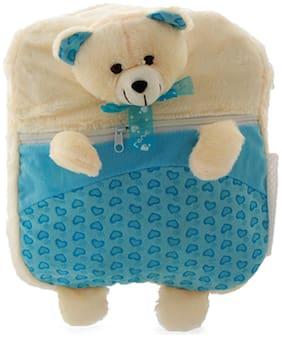 Annie Blue And Cream Stuff School Hero Bag