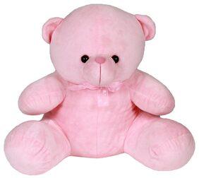 Annie Pink Stuff Toy Soft Bear Teddy - 25 Cm
