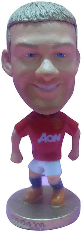 Manchester United Edition WAYNE ROONEY Action figure
