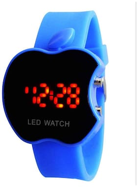 Ants Blue Apple Led Watch