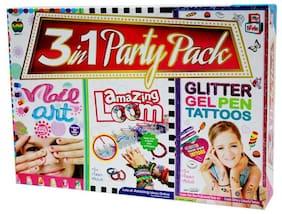 Apple Fun n 3 In 1 Party Pack
