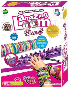 Apple Fun Amazing Loom Bands Deluxe