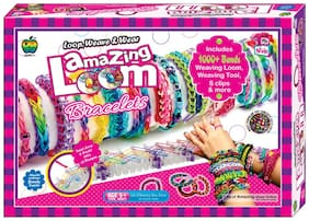Apple Fun Amazing Loom Bracelets
