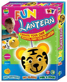 Apple Fun Fun Lantern 1 Tiger