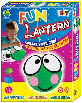 Apple Fun Fun Lantern 2 Frog