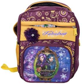 Apratim Cute Lightweight Durable Waterproof School Shoulder Backpack for Boys and Girls