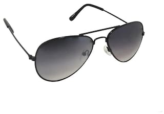 Buy Ar Black Aviator Sunglasses For Kids (6 To 10 Year Old Kids ... b70ecfdd2b