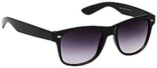 Ar Black Shine Wayfarer Unisex Sunglasses Mod- Hg4202