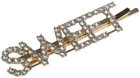 Arendelle Gold Glitter SWEET Hairpin [AHA095]